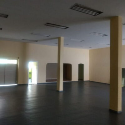 Salão Comercial Próximo a Academia K2